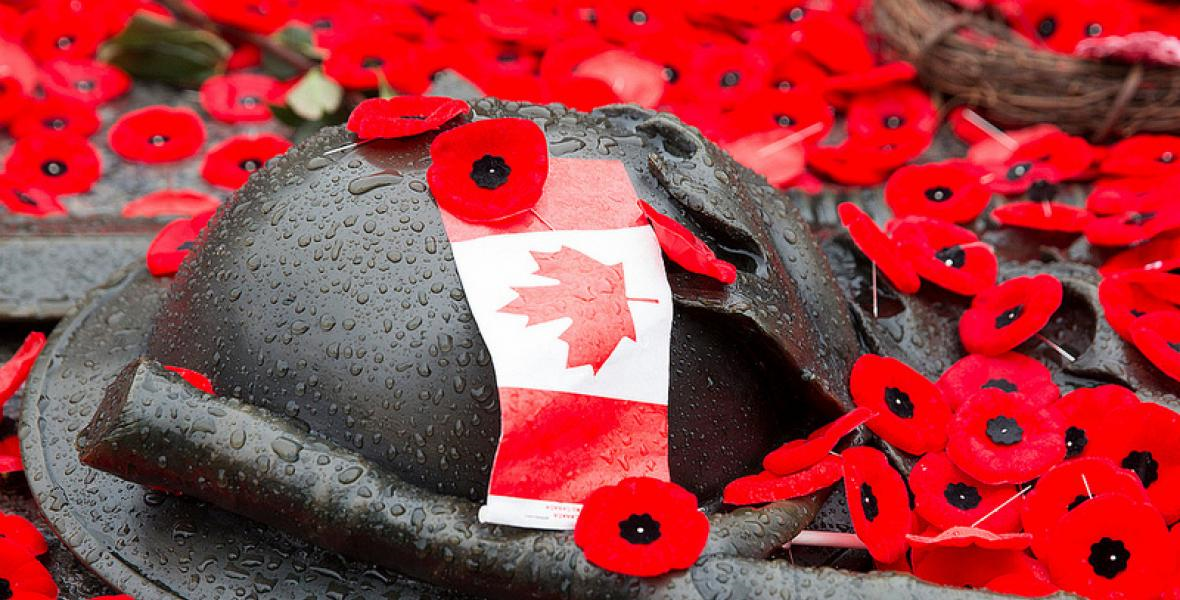 Remembrance Day in Merrickville
